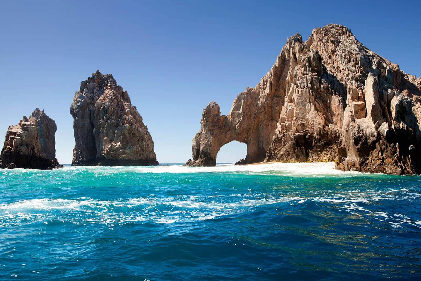 O Que Fazer em Los Cabos no México: praias