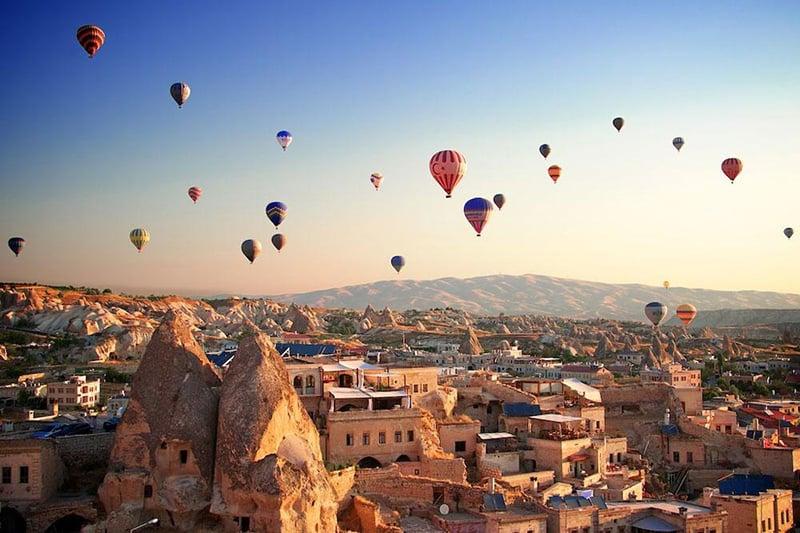 O Que Fazer na Capadócia na Turquia