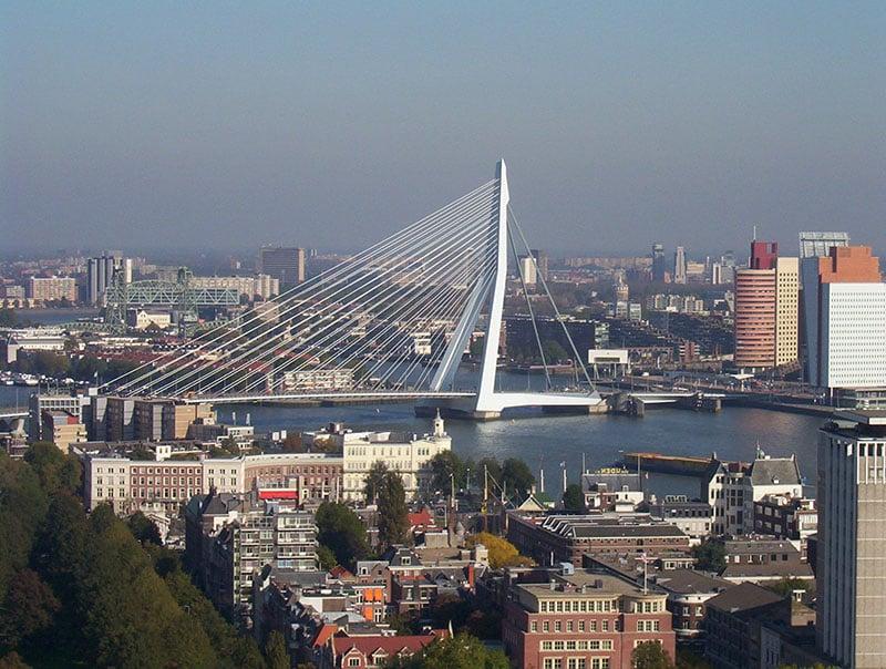 O Que Fazer em Roterdã na Holanda
