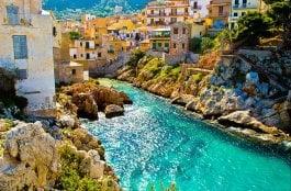 O Que Fazer na Sicília na Itália