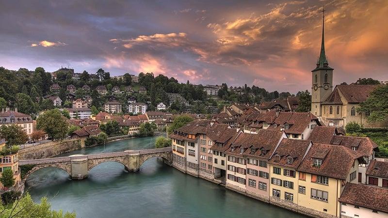 O Que Fazer em Berna na Suíça