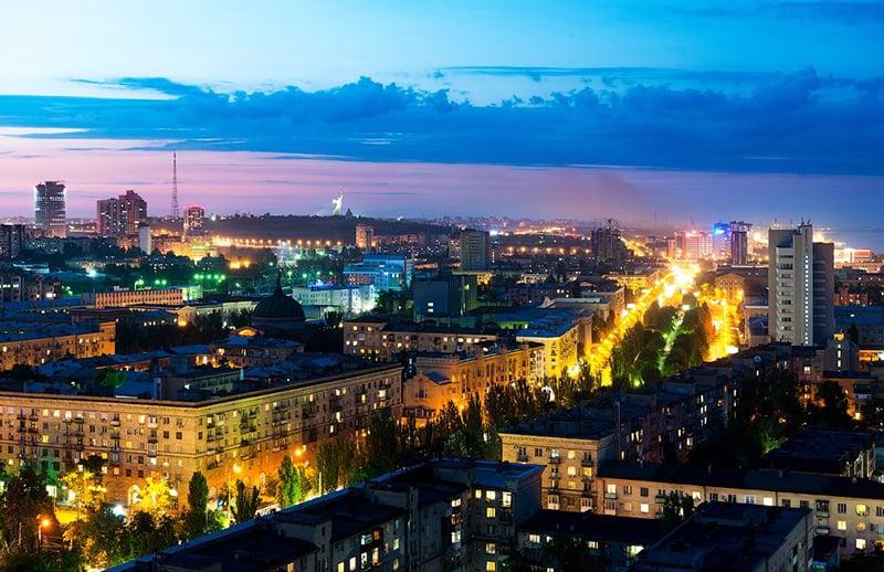 O Que Fazer em Volgograd na Rússia