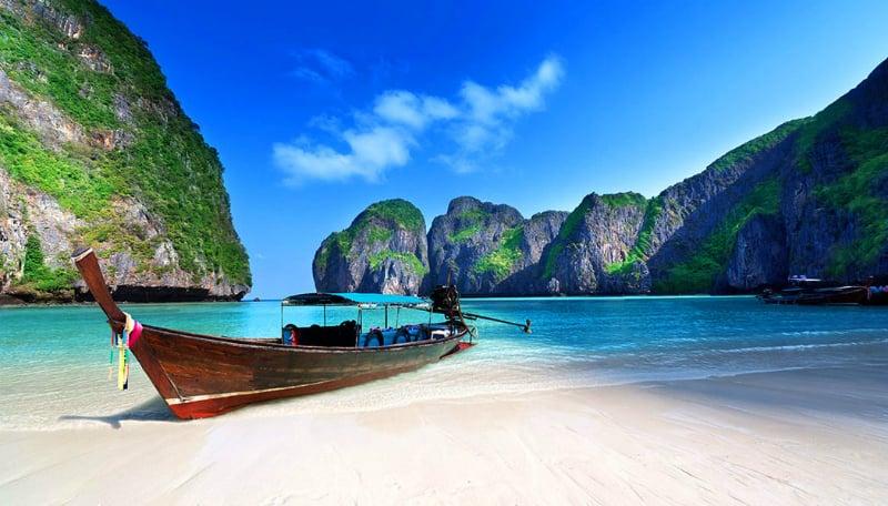 O Que Fazer nas Ilhas Phi Phi na Tailândia