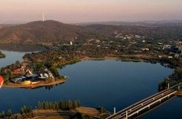 O Que Fazer em Canberra na Austrália