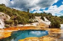 O Que Fazer em Rotorua na Nova Zelândia