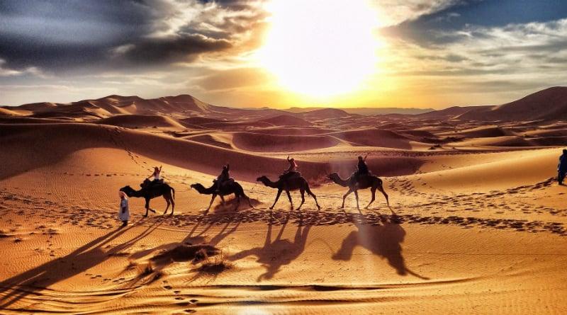O Que Fazer em Merzouga no Marrocos