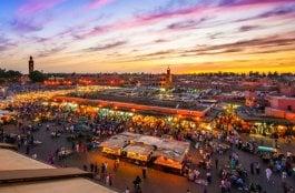 O Que Fazer em Marrakech no Marrocos