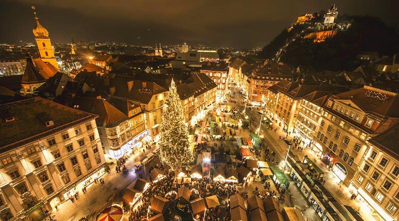 O Que Fazer em Graz na Áustria